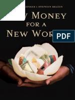 Bernard Lietaer - New Money for a New World PDF From Epub