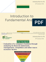 (Workshop 8) Introduction to Fundamental Analysis by Clement Chung, Cheng Kah Fong and Ryan Chang