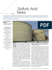 Safety in Sulfuric Acid Storage Tanks - Chem. Eng. 11-2015