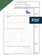 A11 Trigonometrical Graphs