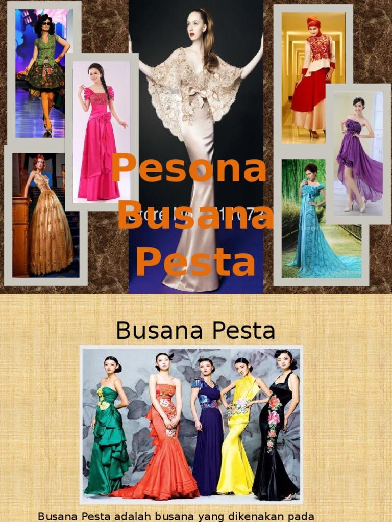 Pesona Busana Pesta - Pesta Adalah, Model Gamis Batik Pesta Modern Untuk Anda Gunakan