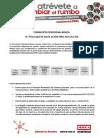 Pub116263 Formacion Profesional Basica El Titulo Que Se Da en La ESO Pero Que No Es La ESO(1)