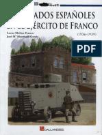Blindados-Espanoles en El Ejercito de Franco 1936-1939