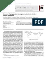 Bioorganic & Medicinal Chemistry Letters, 21(21), 6409-6413; 2011