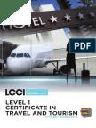 Travel and Tourism Workbook