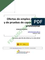 BOLETIN OFERTA EMPLEO PUBLICO 05.04.2016 AL 11.04.2016.pdf