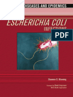 Deadly Diseases and Epidemics - Escherichia Coli Infections (137p)
