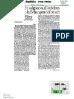 Repubblica Affari & Finanza - 16.05.2016