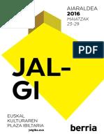 Berria Jalgi Aldizkaria
