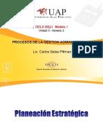 Ayuda 2.2. Planeacion Estrategica