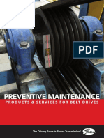 Preventive Maintenance Belts