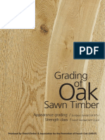 European Oak Grading Rules 259