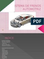 161760491 Sistema de Frenos Automotriz