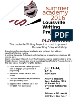 playwriting registration form 2016