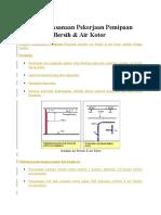 Metode Pelaksanaan Pekerjaan Pemipaan Instalasi Air Bersih.docx
