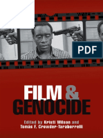 Class 5. Kristi M. Wilson, Tomás F. Crowder-Taraborrelli-Film and Genocide-University of Wisconsin Press (2012)
