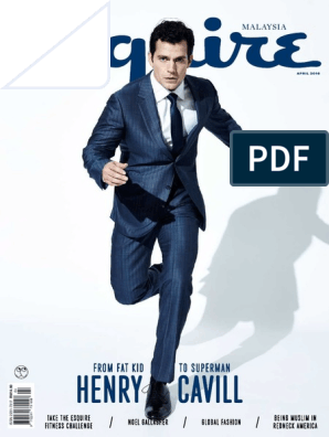 Esquire April 2016 My Leisure Technology General