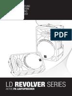 User Manual Ld Revolver Pr12a