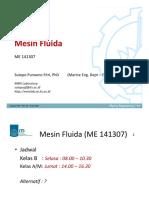 Introduction Mesin Fluida