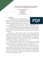 Formas de Aprendizagem Gerencial Ocorridas Durante o Processo de Mudança organizacional