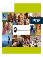 The Denver Foundation Homeless Statistics