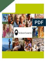 The Denver Foundation Homeless Statistics