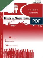 Alfabetizacion Digital en Docentes de Educacion Superior - Contruccion y Prueba Empirica de Un Instrumento de Evaluacion