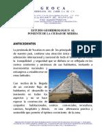 5.Informe Geohidrologico Issste Merida