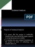 Unit - 3 Technical Analysis