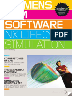 Lifecycle Simulation NX Develop 3D