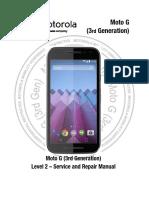 L2 Moto G (3rd Generation) Global Service and Repair Manual V2.0
