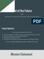 future fuels proposal