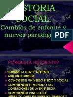 Historia Social 2016