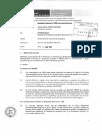 informe del servir tema cas