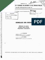 Blévot - Método das Bielas - Blocos de Fundação