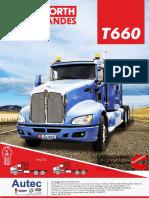 Ficha Tecnica t660