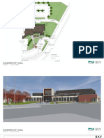 New Shakopee City Hall Renderings