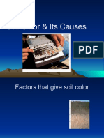 Soil and Its Colour