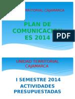 PLAN DE ACTIVIDADES  UT CAJAMARCA.pptx