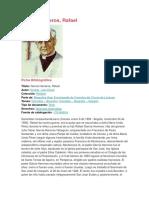 Biografia P. Rafel Garcia-Herreroa