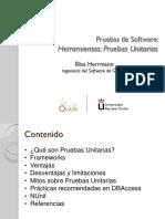 Pruebas de Software Herraminetas