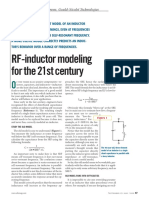 RF-Inductor Modeling for the 21st Century