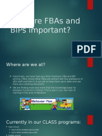why are fbas and bips important