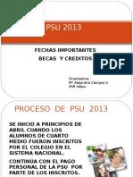Proceso Psu 2016