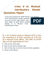 Nismseriesva Mutualfundmodelquestionpaper 140708050521 Phpapp02