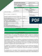 Mdcr019_v8 Syllabus Investigacion II