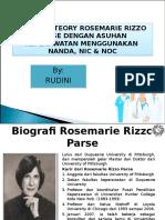 Aplikasi Teory Rosemarie Rizzo Parse