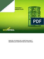 Procesos y Equipos Criticos Ambientales