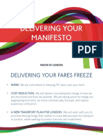 2016-05 Delivering the Mayors Manifesto