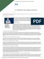 """""""Jubilarse significa rediseñar una etapa de nuestra existencia"""" - Imprimir La Gaceta.pdf"""